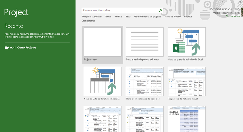 Microsoft Project Lisanslari