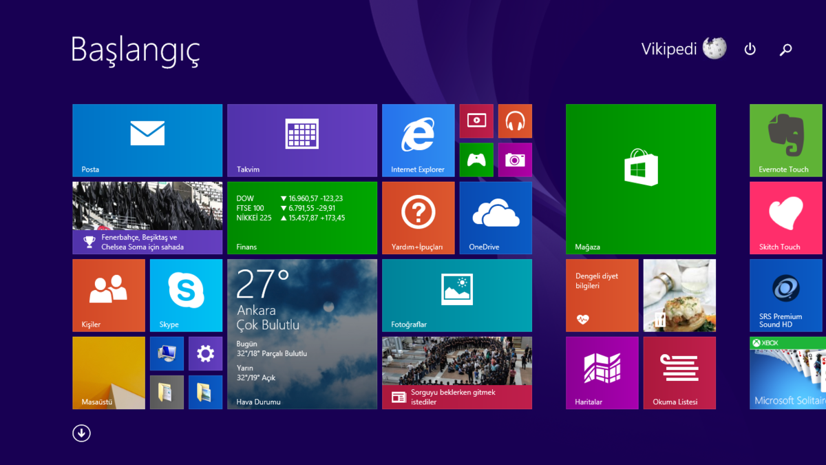 Windows 8.1 Pro Verimlilik