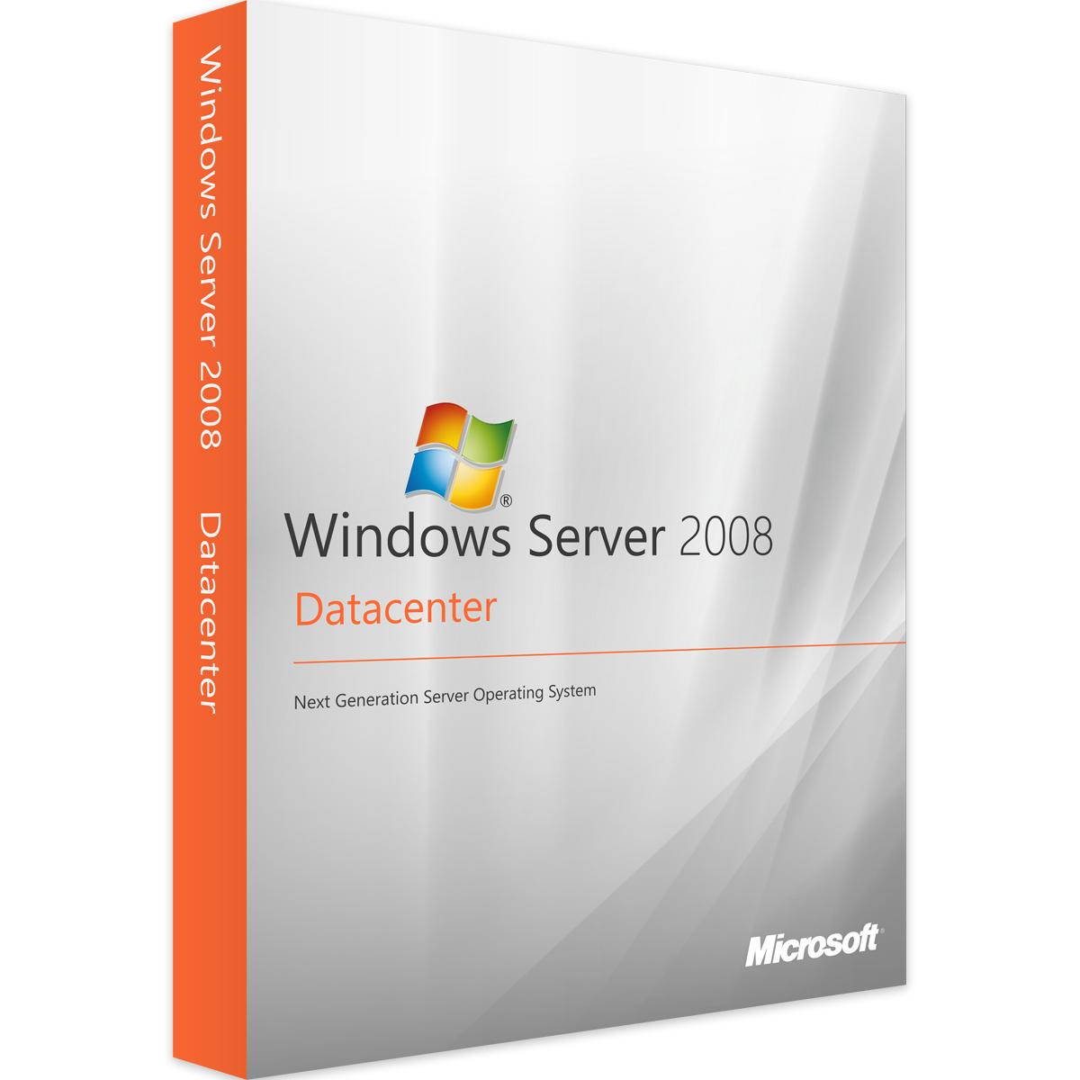Windows Server 2008 R2 Datacenter